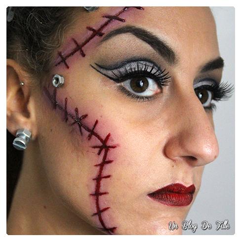 http://unblogdefille.blogspot.com/2015/10/halloween-makeup-robot-et-cicatrice.html