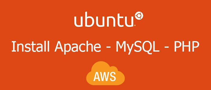 Install Apache, Mysql and PHP