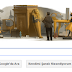 Google'dan Howard Carter'a özel logo