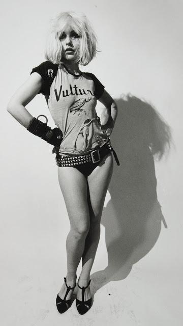 Blondie Debbie Harry Vultures shirt.  PYGear.com