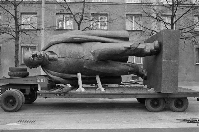 Pomnik Lenina - Nowa Huta