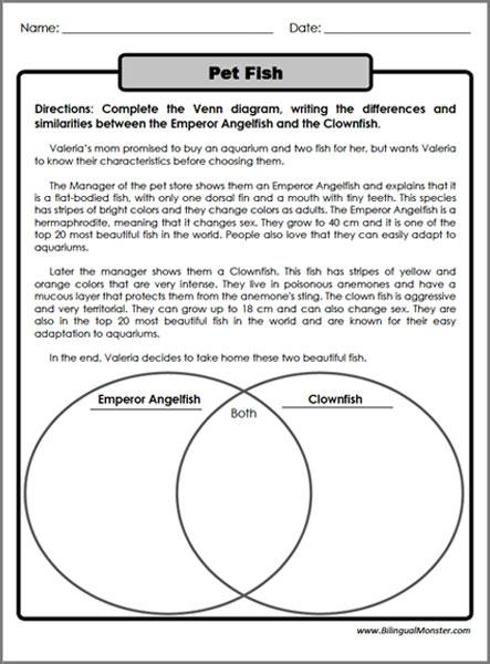 Teacher Neidinha Franca: Free compare-and-contrast worksheets