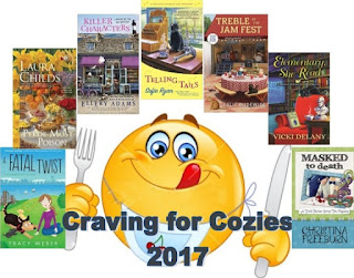 Craving for Cozies 2017 Reading Challenge