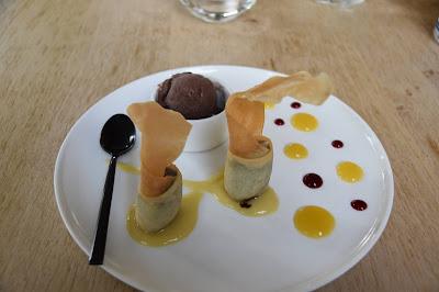 Dessert restaurant Baan Nat (Arcueil), blog Délices à Paris.