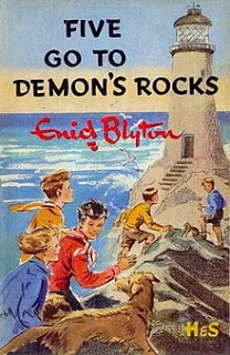 Download free ebook Famous Five 19 - Five Go To Demon's Rock By Enid Blyton pdf