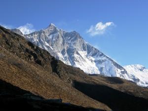4. Gunung Lhotse (8511m), Nepal
