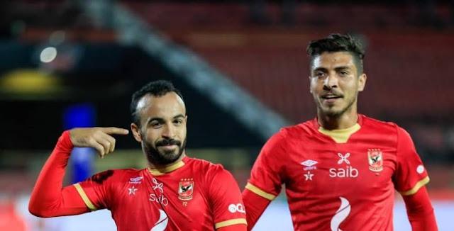 محمد مجدي قفشه ومحمد شريف