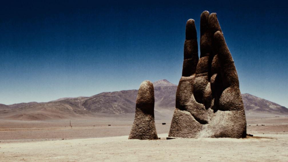 The Desert Hand