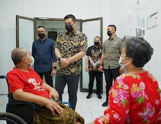 Sidak RSUD Pingadi Medan, Bobby : Banyak Fasilitas yang Tidak Berfungsi dan Tidak Layak Pakai