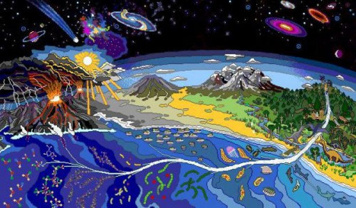 Proses Evolusi Bumi