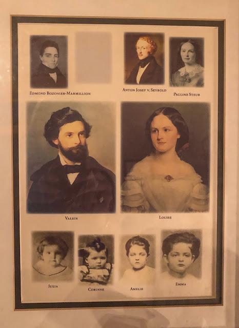 Family Photos, San Francisco Plantation