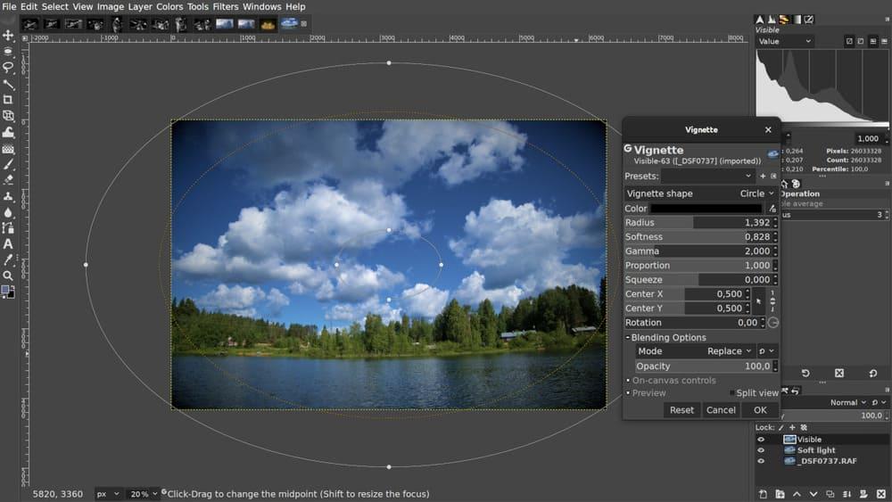 GIMP alternativa gratuita a Photoshop