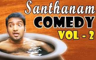 Santhanam Comedy Scenes | Vol 2 | Vikram | Anushka Shetty | VTV Ganesh | Deiva Thirumagal