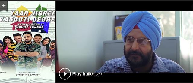 Play Yaar Jigree Kasooti Degree (2018) Best Hindi Web Series Trailer online for free