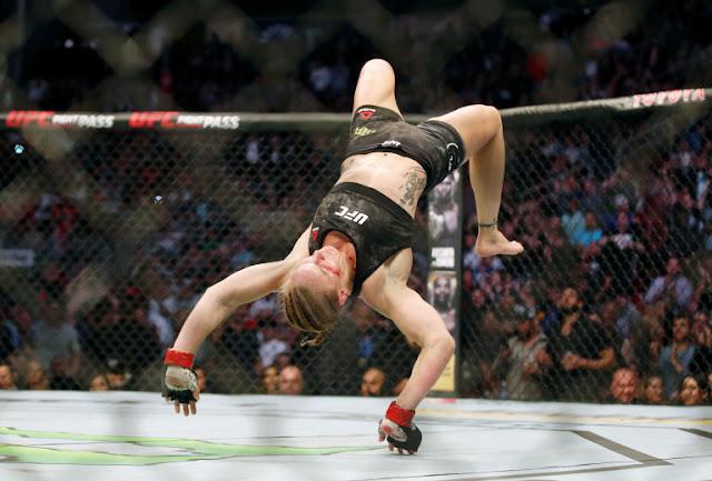 Valentina Shevchenko UFC 247 1