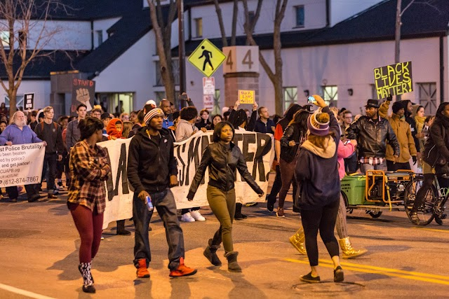 Black Lives Matters protests about control, not justice.