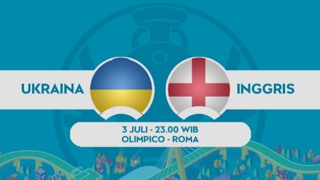 Pemerintah Italia melarang suporter Inggris menyaksikan pertandingan antara Ukraina vs Inggris perempat final Euro 2020 di Roma