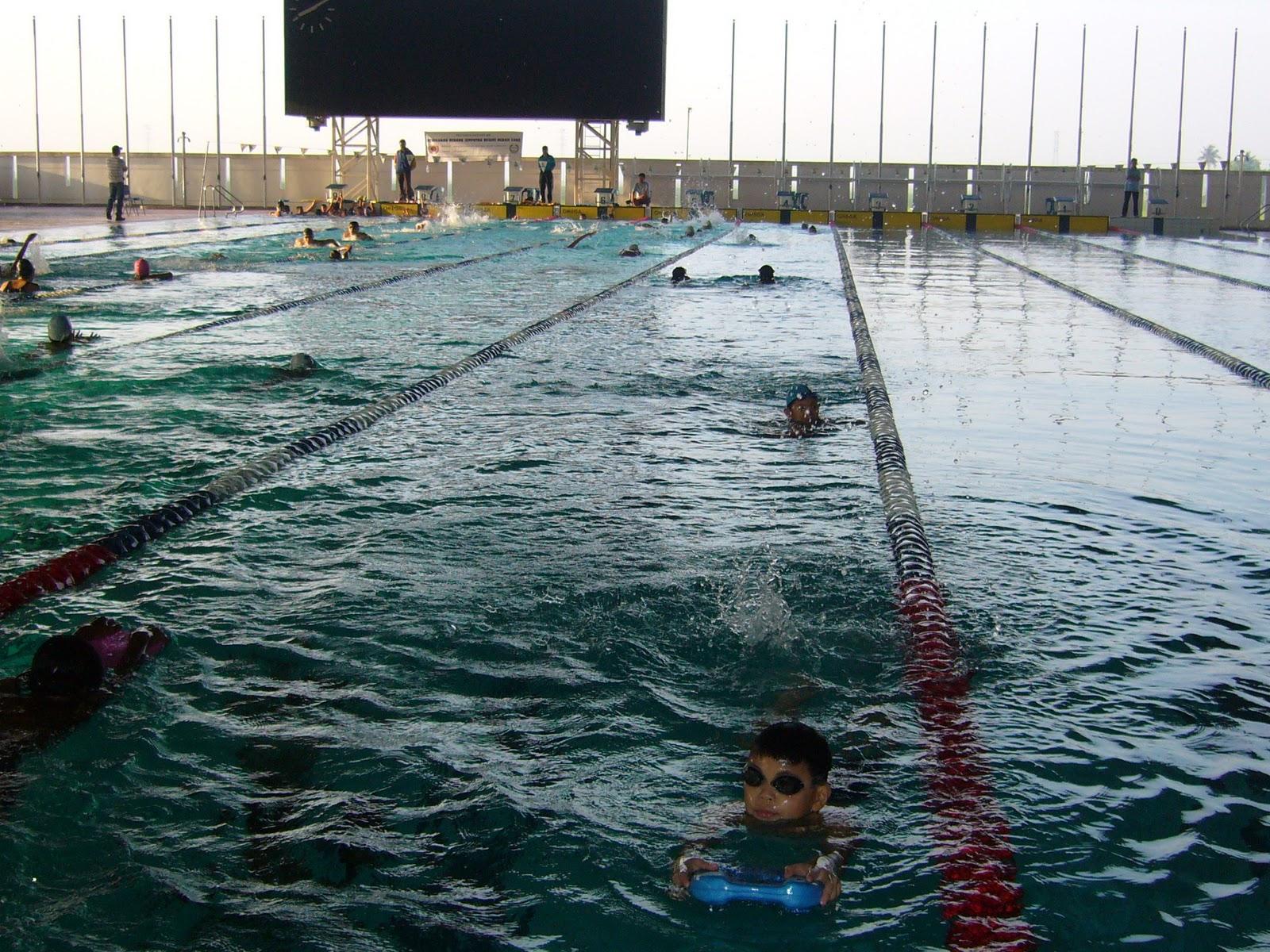 Marinestars swimming team mst penang malaysia august - Seberang jaya public swimming pool ...