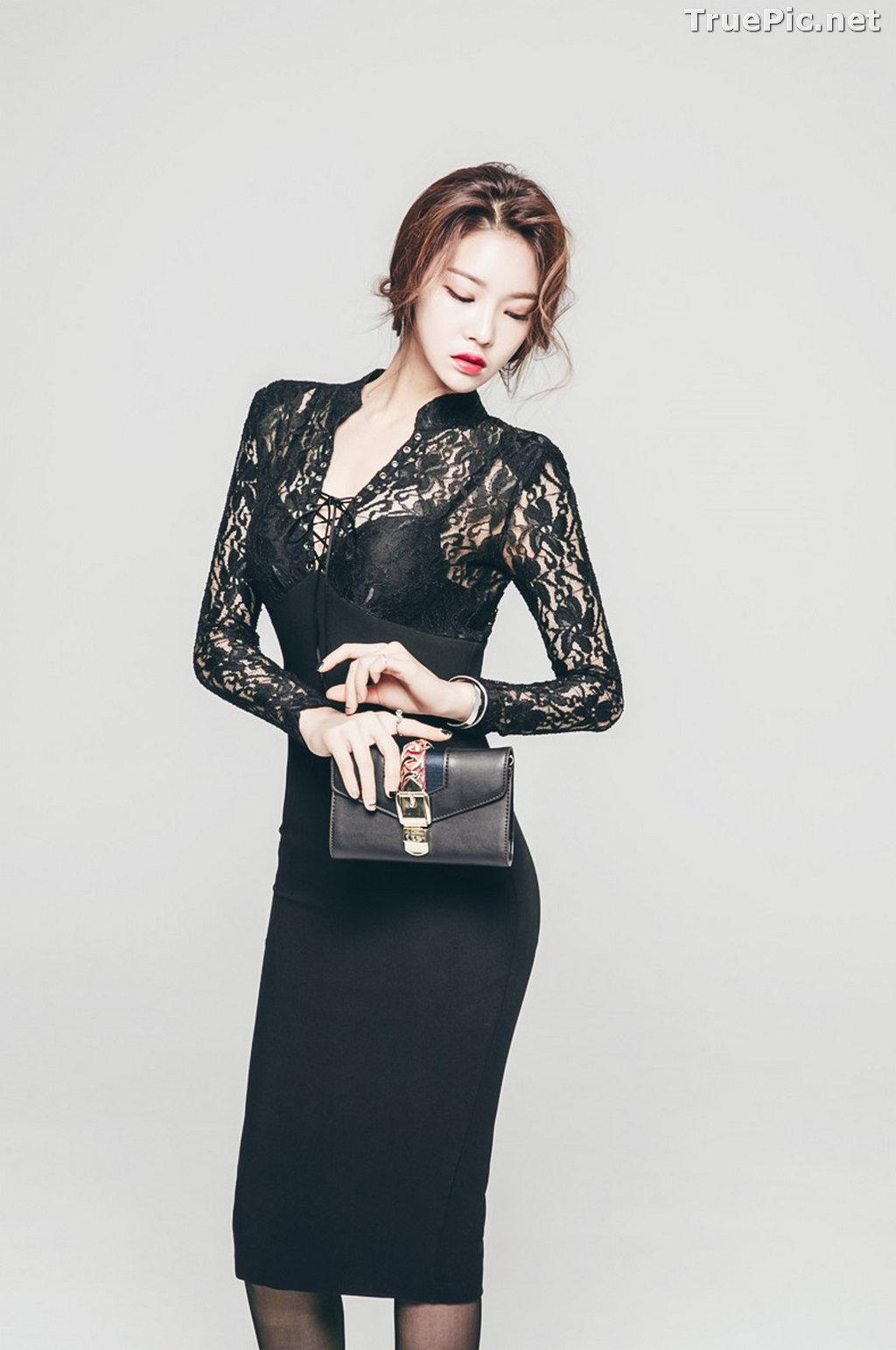 Image Korean Beautiful Model – Park Jung Yoon – Fashion Photography #11 - TruePic.net - Picture-60