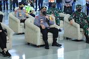 Tinjau Bandara Soetta, Kapolri: Pengawasan untuk WNI dan WNA Harus Diperketat