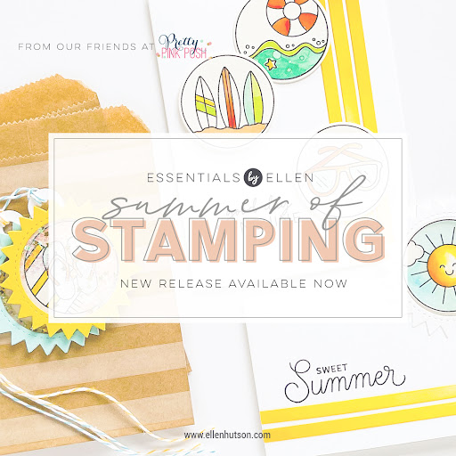 Summer of Stamping With Essentials by Ellen - Week 3
