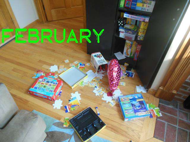 2015 in 12 Photos -- From surviving a blizzard (and not losing any kids in the snow) to birthday parties for inanimate objects, 2015 was quite a year.  {posted @ Unremarkable Files}