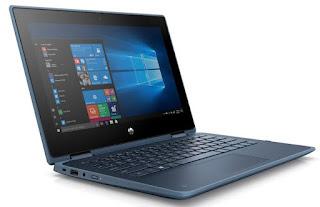 cara masuk bios laptop HP pada windows 10