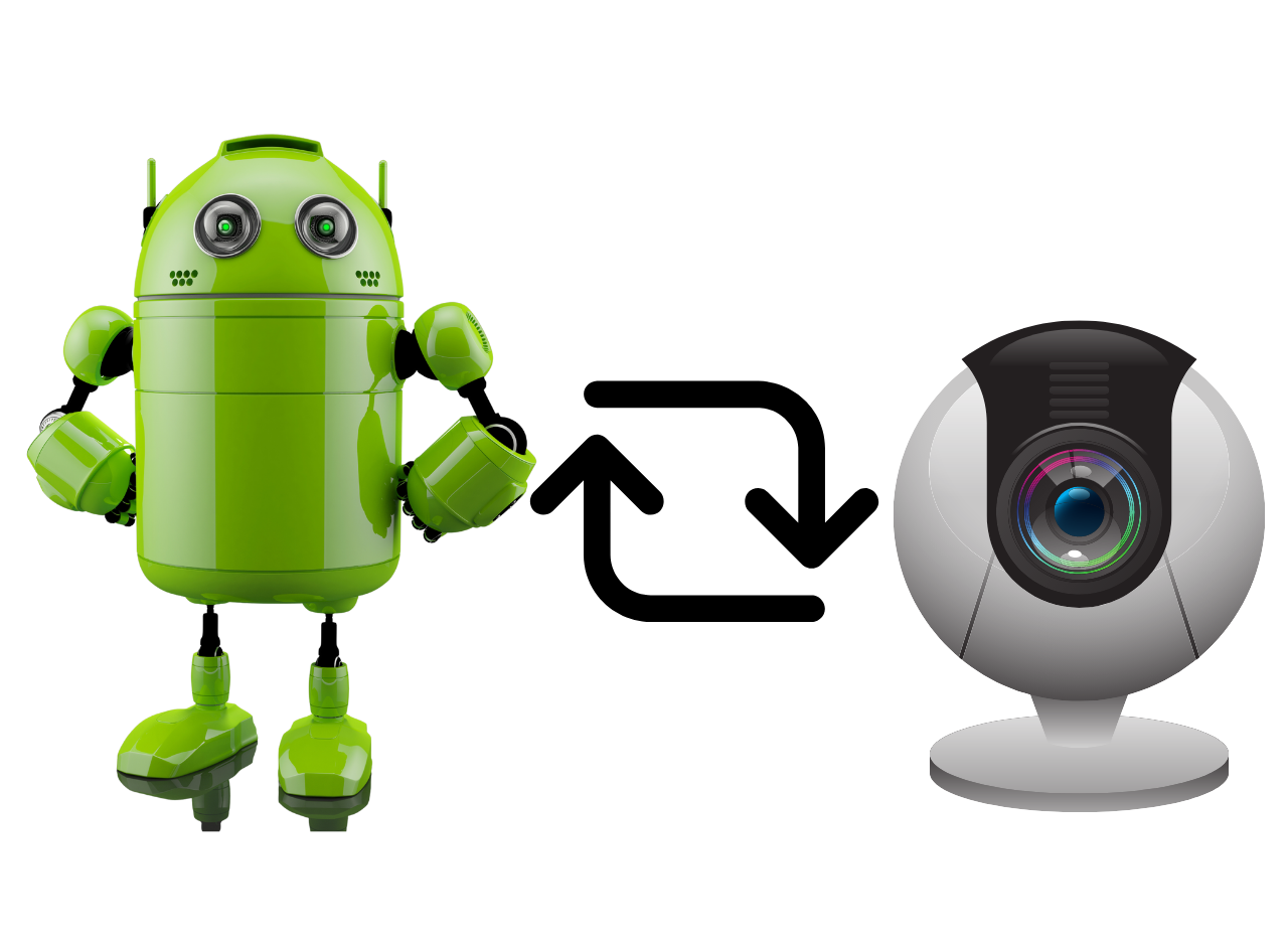 Turn Android into a Webcam for Virtual Meetings