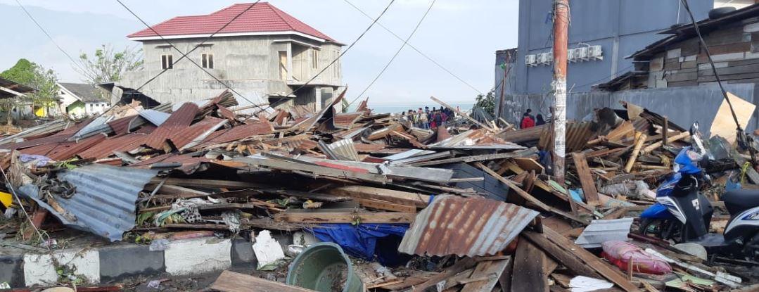 Gempa dan Tsunami Donggala Palu