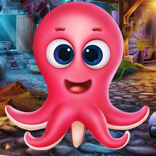 PG Attractive Octopus Escape