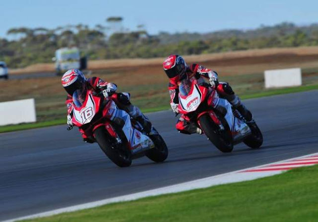 Rider_Indonesia_Dominasi_Tarting_grid_AP250_Australia_2018