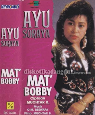 Ayu Soraya Mat Bobby 1990