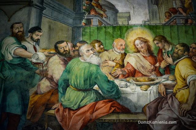 Santo Spirito Tre Cene Bernardino Poccetti