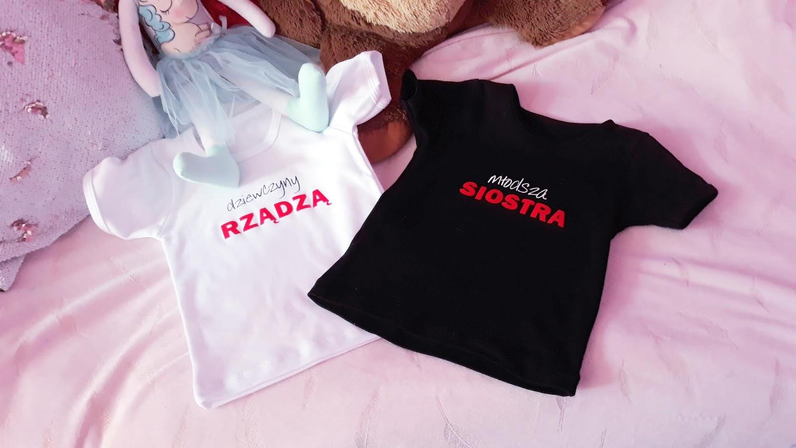 Personalizowane ubranka dla dzieci Moocha