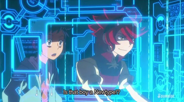 Watch Gundam Build Fighters [Season 1] All Episodes English Sub