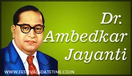 Dr. Ambedkar Jayanti