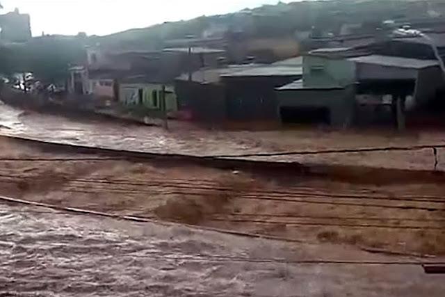 Defesa Civil confirma 38 mortes por causa da chuva em Minas Gerais