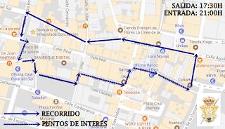 8 de Diciembre, Procesión de la Inmaculada Concepción de La Linea de la Concepción