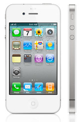 iphone 4 white - Dočkáme se iPhone 4 white