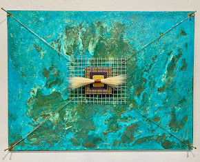 """ANNE KENNY """"industrial quilts"""". studio 2"""