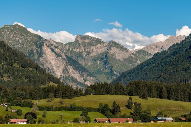 Wandertrilogie Allgäu | Etappe 46+47 Ofterschwang-Fischen-Oberstdorf - Himmelsstürmer Route 01