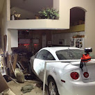 Car Crashes Into Melbourne Home