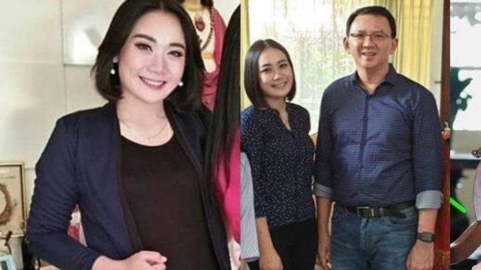 Pose Bareng Ahok dan Yosafat, Puput Nastiti Devi Pakai Sepatu Rp13 Jutaan