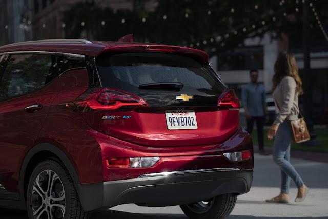 Chevrolet Bolt: carro elétrico mais vendido do Brasil em 2020