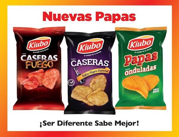 Mexicanos lanzan convocatoria para consumir papas Kiubo originarias de Tlaxcala.en lugar de Sabritas.