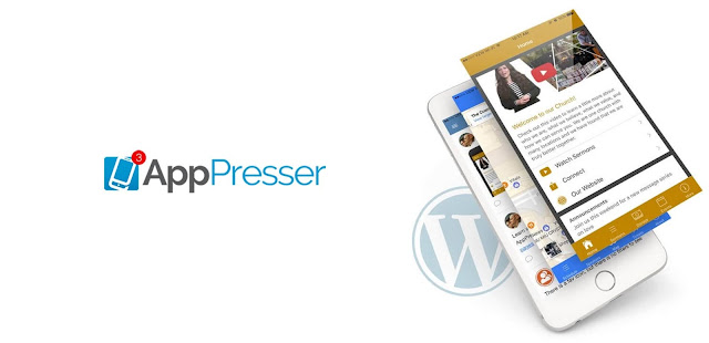 AppPresser best plugin to convert wp site into a mobile app