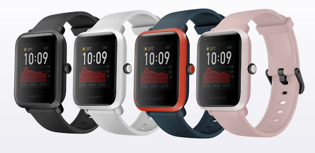 Amazfit Bip S (Smartwatch) Will Launch In India With Colour Display, GPS, 40 Days Battery Life & More