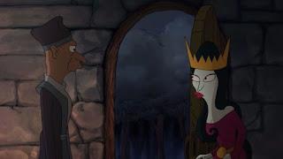 Oona (Des)encanto Disenchantment Matt Groening Netflix