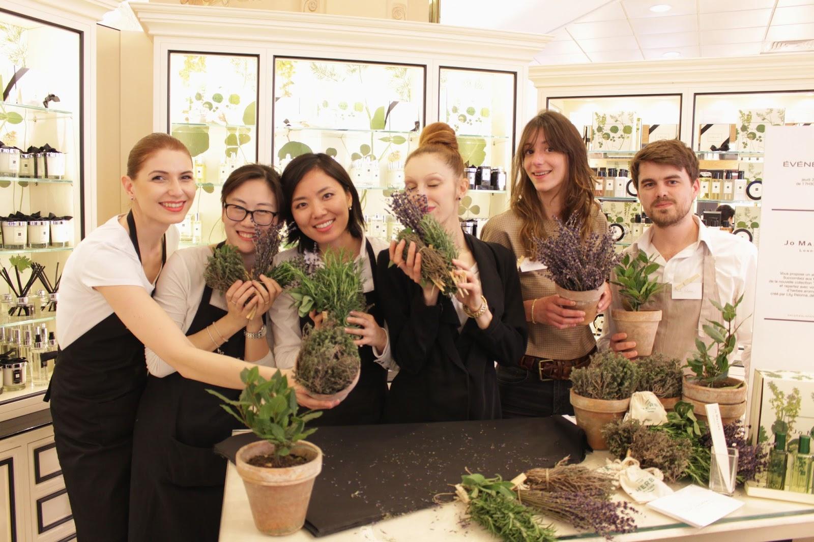 Jo Malone The Herb Garden