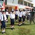 Pelajar SMP Sion Blora Dilatih PBB